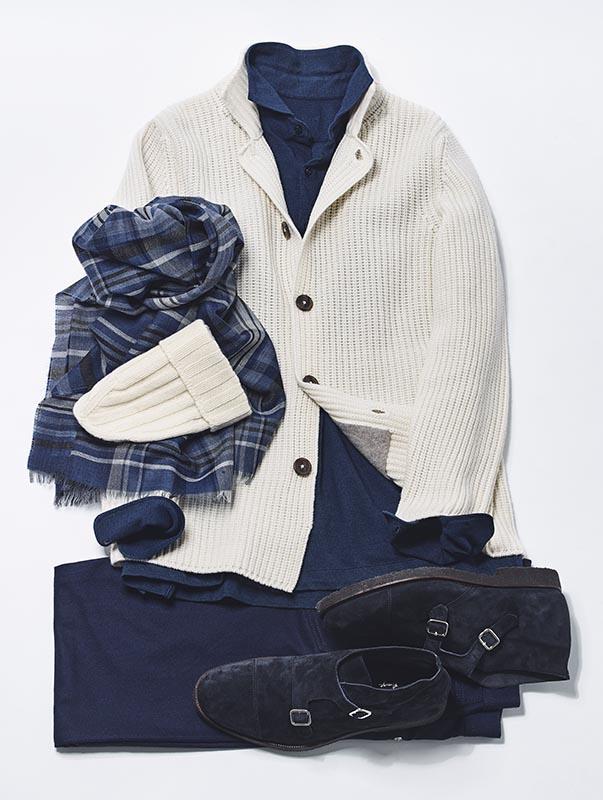Monteverdi Milano pure Cashmere outfit